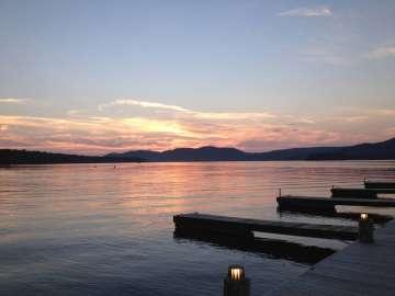 First Lake – Fourth Lake