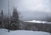 Adirondack Mountain Lake View