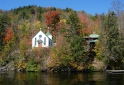 Church on Fourth Lake
