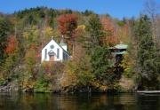 Church on Fourth Lake