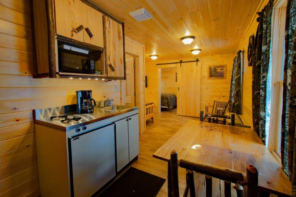 Two Bedroom Cabin #8