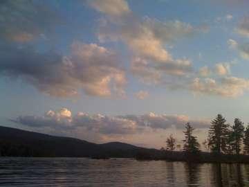 Sixth Lake and Seventh Lake