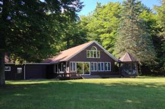Sunny View on First Lake- 131 Bay Shore Road, Old Forge, NY 13420