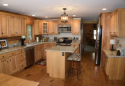 Updated Kitchen Old Forge NY